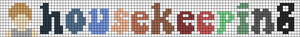 Alpha pattern #95092