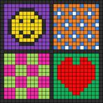 Alpha pattern #95094