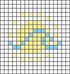 Alpha pattern #95096