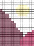 Alpha pattern #95100
