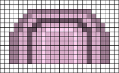Alpha pattern #95101