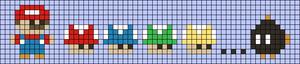 Alpha pattern #95108
