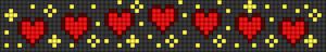 Alpha pattern #95118
