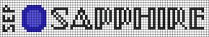 Alpha pattern #95120