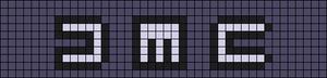 Alpha pattern #95122