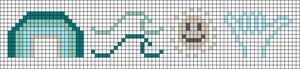 Alpha pattern #95138
