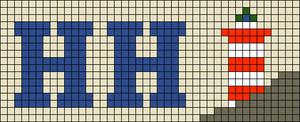 Alpha pattern #95143
