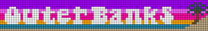 Alpha pattern #95146
