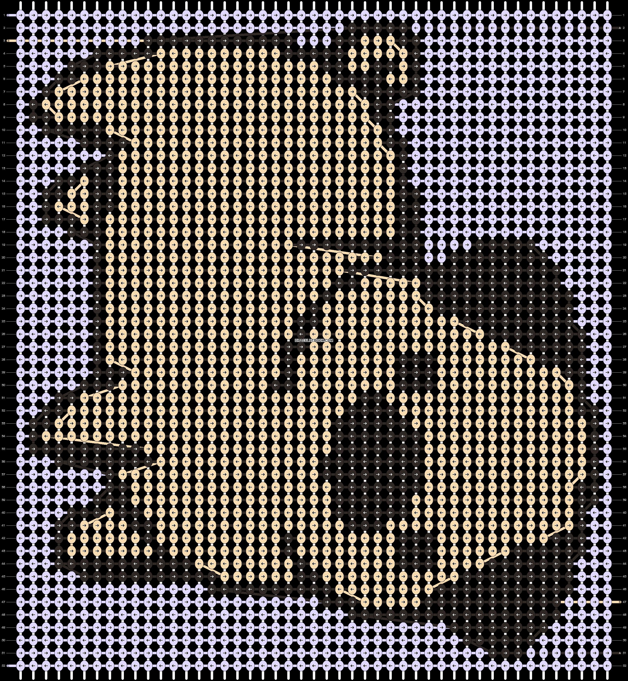 Alpha pattern #95148 pattern