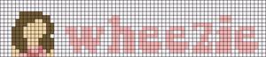 Alpha pattern #95149