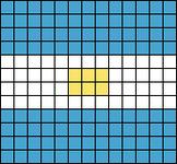 Alpha pattern #95155