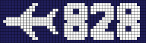 Alpha pattern #95156