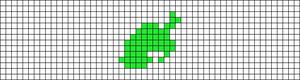 Alpha pattern #95158