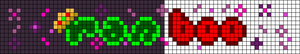 Alpha pattern #95165
