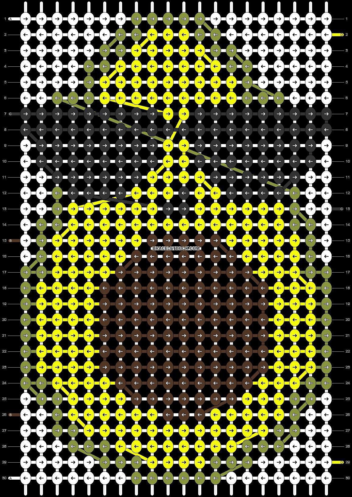 Alpha pattern #95192 pattern