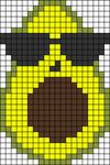 Alpha pattern #95192