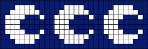 Alpha pattern #95194