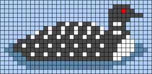 Alpha pattern #95201
