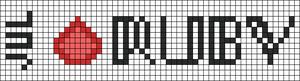 Alpha pattern #95204