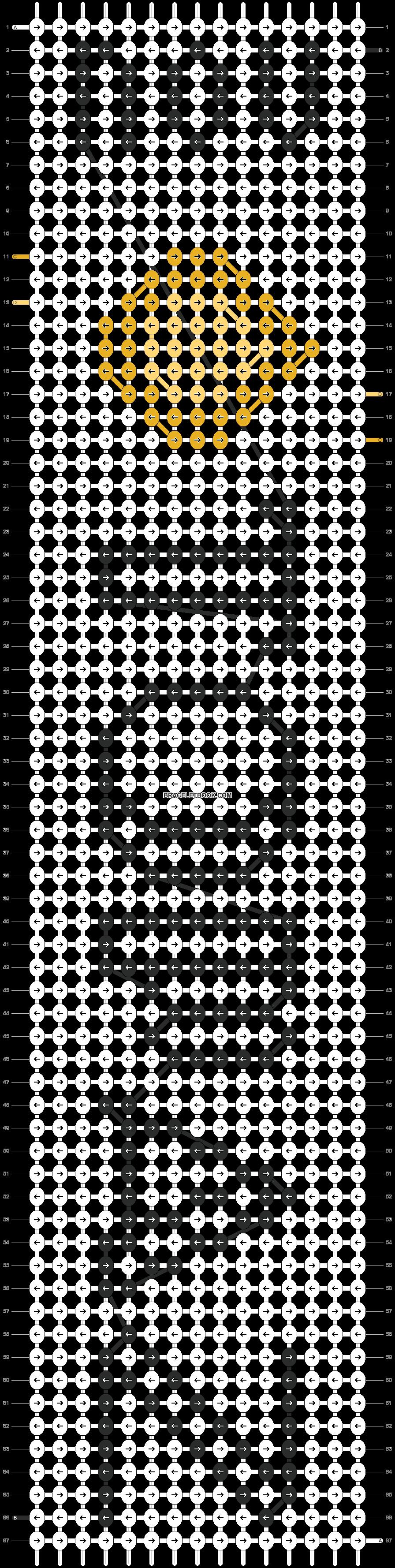 Alpha pattern #95205 pattern