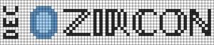 Alpha pattern #95206
