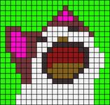 Alpha pattern #95207