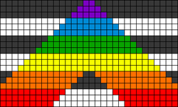 Alpha pattern #95211