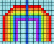 Alpha pattern #95212