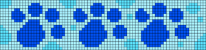 Alpha pattern #95225