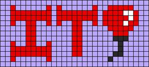Alpha pattern #95230
