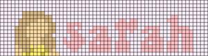 Alpha pattern #95231