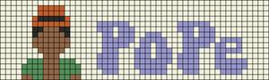 Alpha pattern #95233
