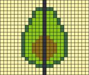 Alpha pattern #95234