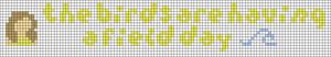 Alpha pattern #95244