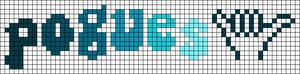 Alpha pattern #95254