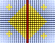 Alpha pattern #95271