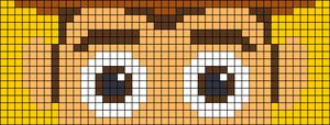 Alpha pattern #95280