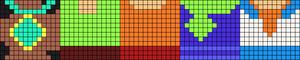 Alpha pattern #95287