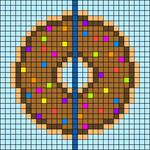Alpha pattern #95288