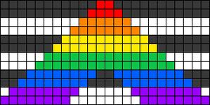 Alpha pattern #95290