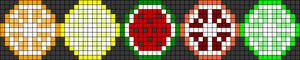 Alpha pattern #95292