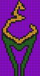 Alpha pattern #95301