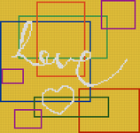 Alpha pattern #95302
