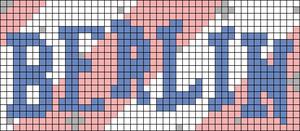 Alpha pattern #95304