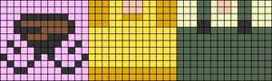Alpha pattern #95305