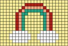 Alpha pattern #95308