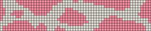 Alpha pattern #95309