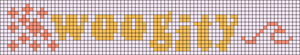 Alpha pattern #95311