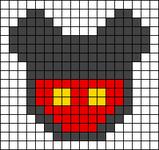 Alpha pattern #95314