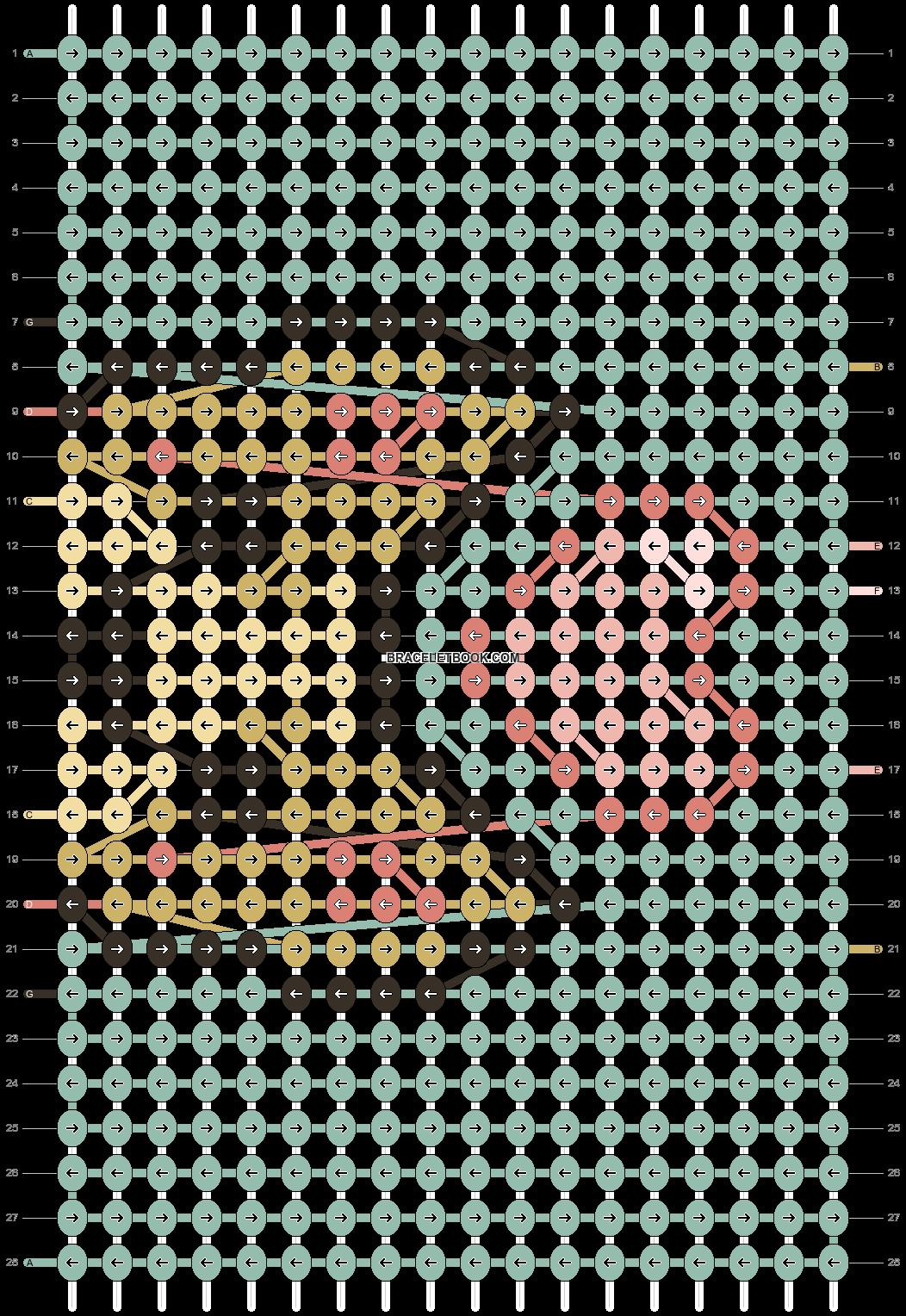 Alpha pattern #95326 pattern